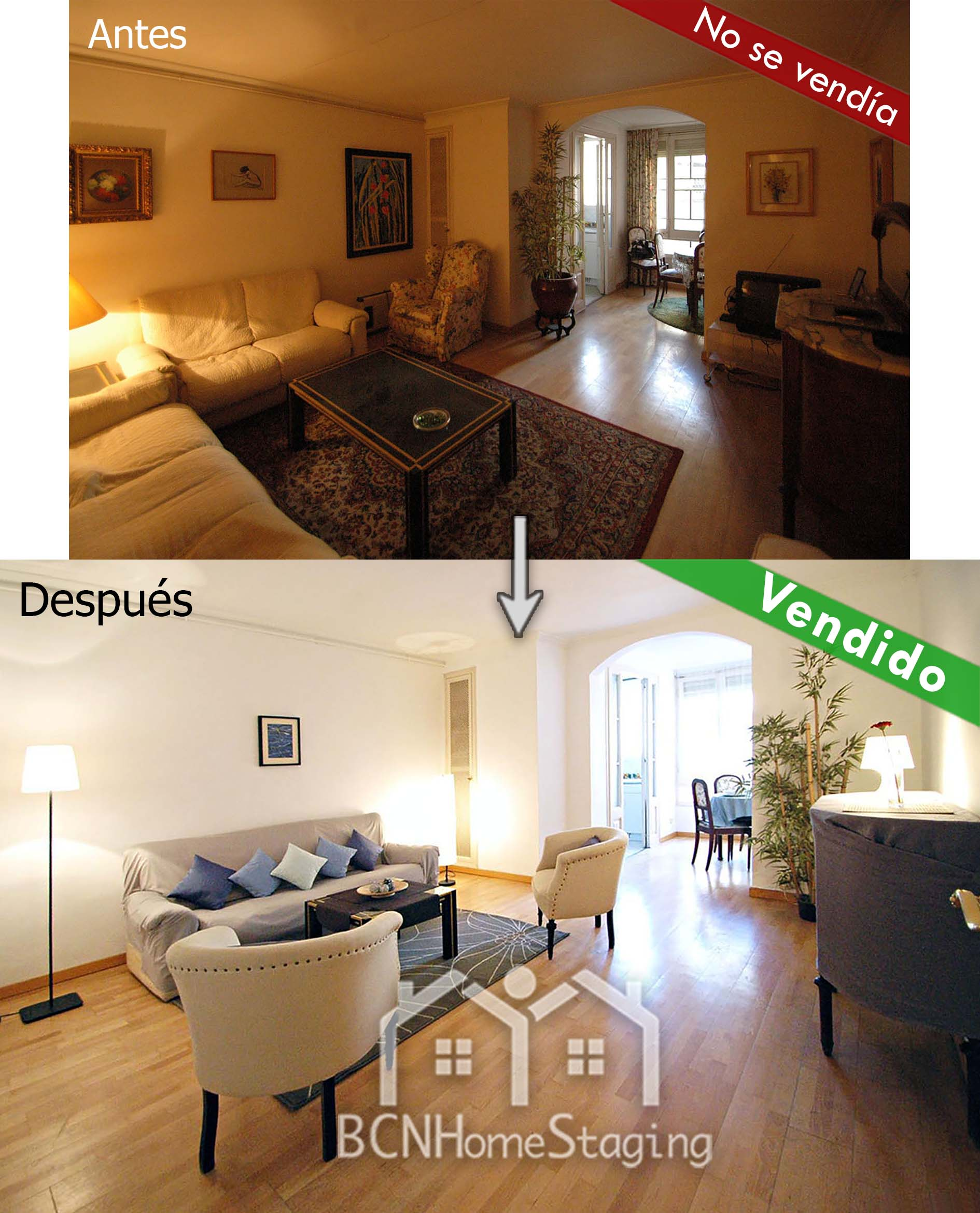 Foto: BCN Home Staging