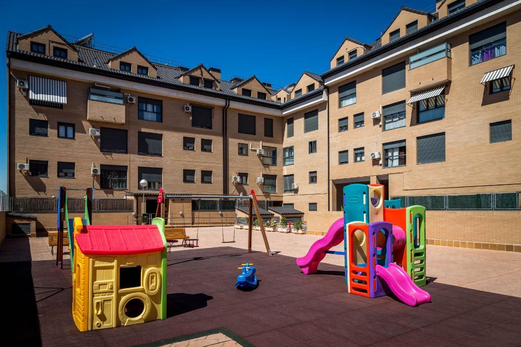 Berlín (Madrid): pisos de 2 y 3 dormitorios con rebajas de hasta el 15%