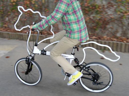Bici con figura de caballo / JotForm