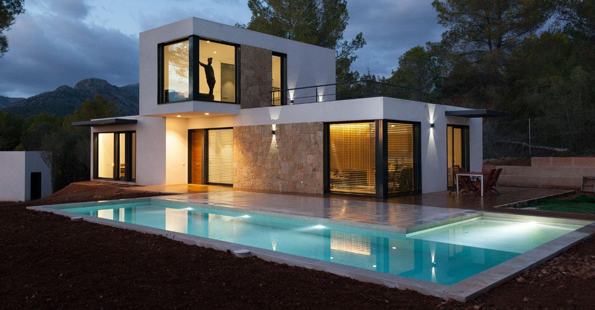 Casas prefabricadas baratas que puedes comprar por menos for Cuanto cuesta hacer una piscina en colombia