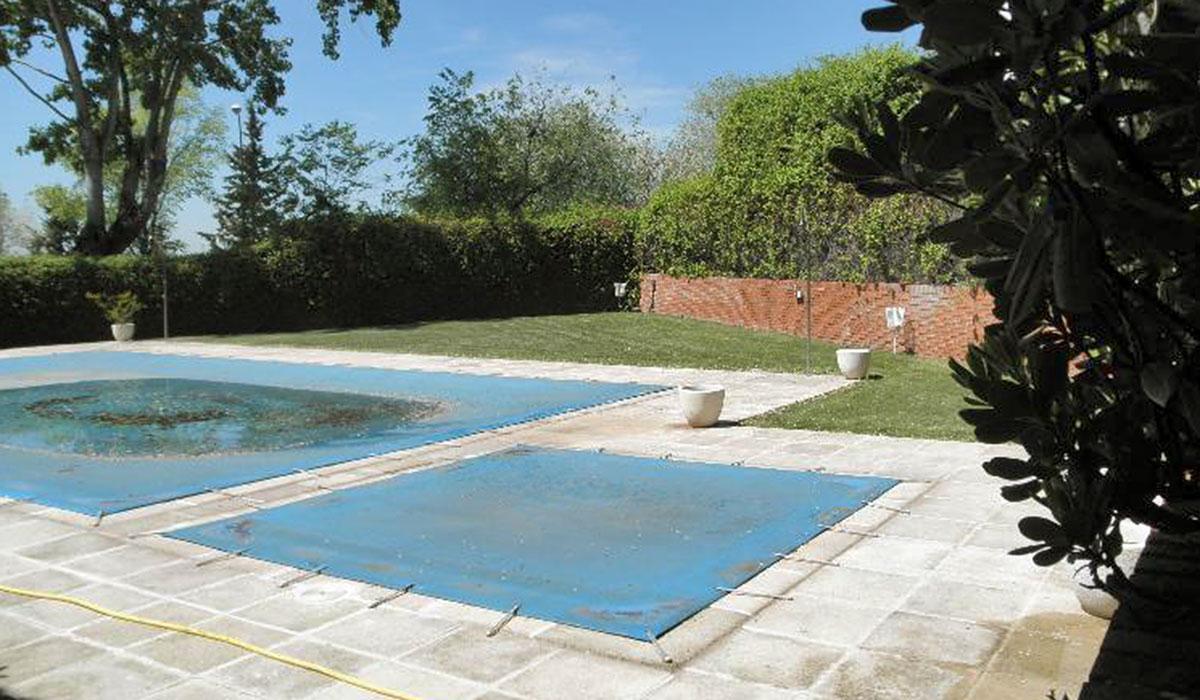 Zonas comunes - piscina