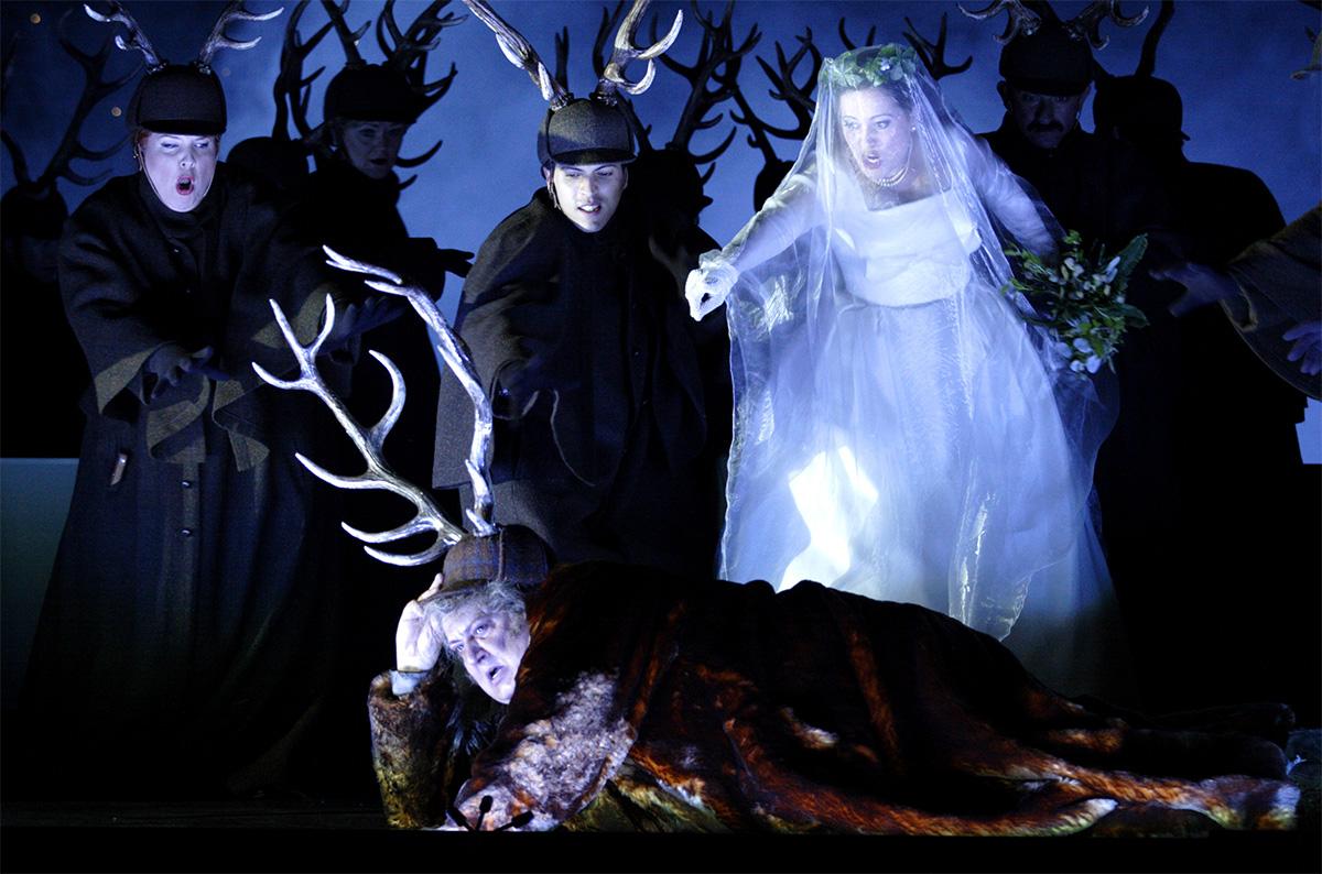 'Falstaff', la ópera de Verdi, en el Teatro Real de Madrid