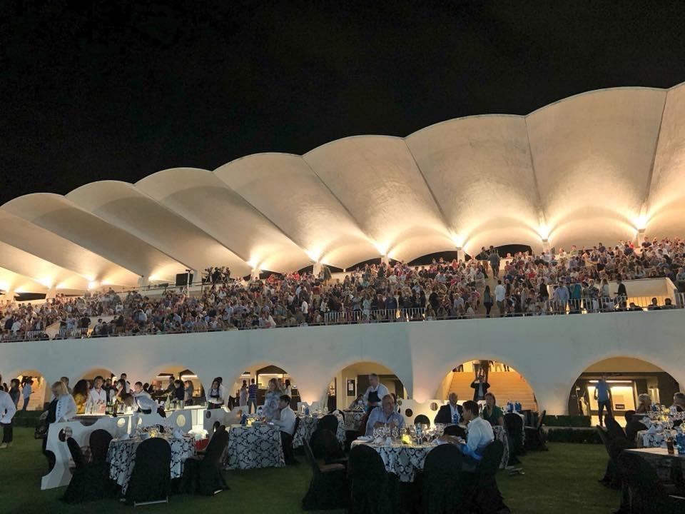 El tejado de las tribunas, lo más icónico