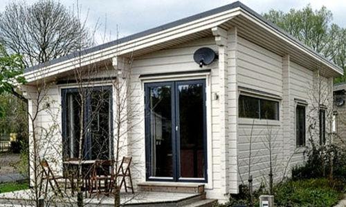 Casas de madera Daype
