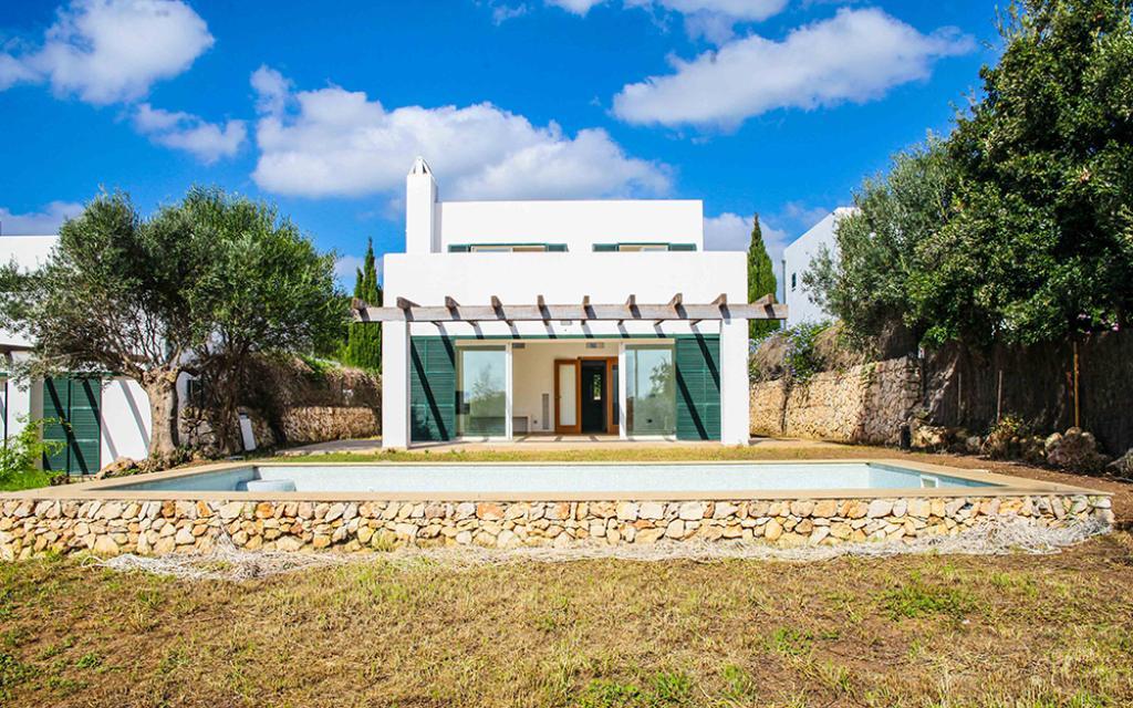 San Lluis (Menorca):unifamiliares de 3 y 4 dormitorios