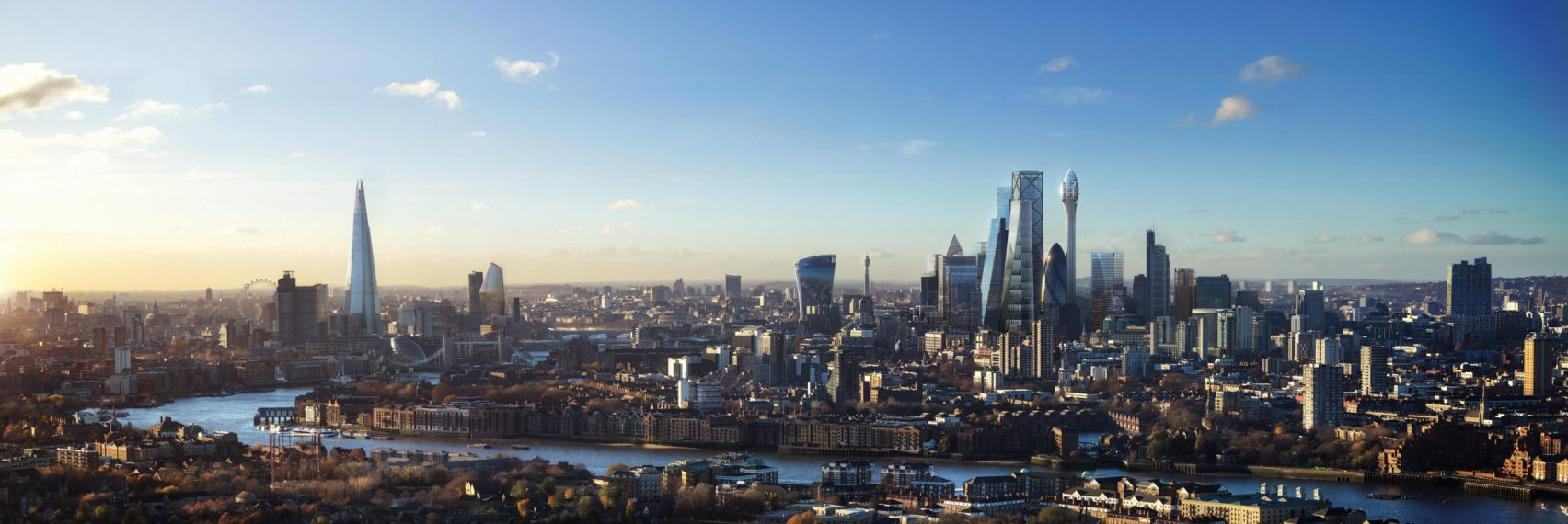 El rascacielos tendrá 12 plantas en las que habrá bares y restaurantes con vistas de Londres de 360 grados / DBOX for Foster + Partners
