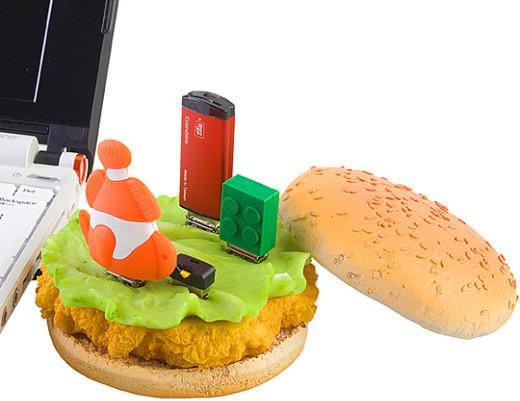 Usb hamburguesa  / JotForm
