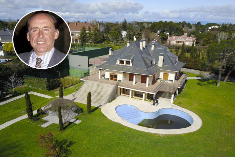La mansión de la familia Ruiz-Mateos, a subasta por 1,2 millones