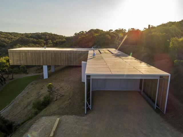 Premiada por los arquitectos australianos