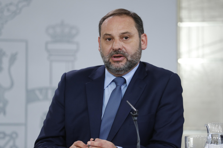 El ministro de Fomento, José Luis Ábalos / Gtres