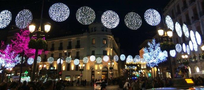 Plaza del Carmen en Granada