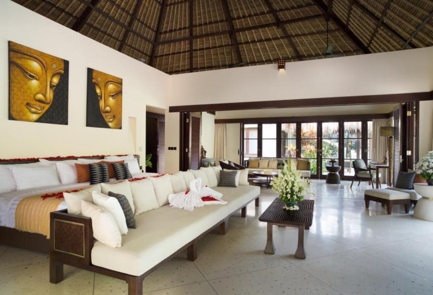 Habitación / Hanging Gardens of Bali