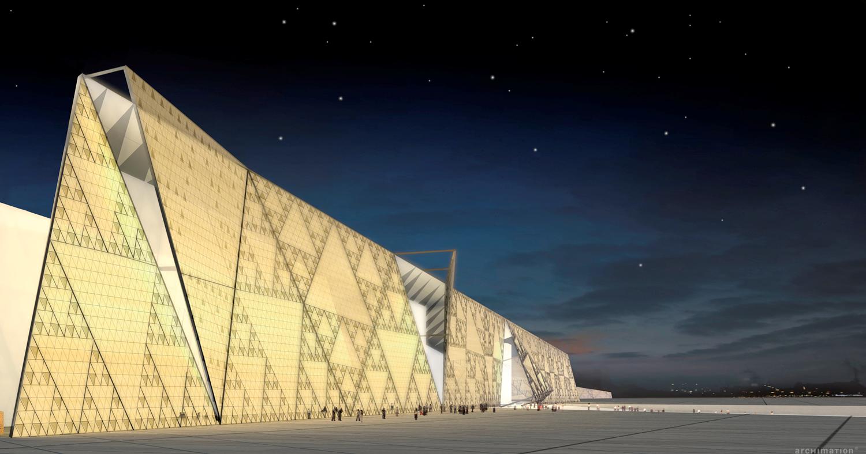 Es el Gran Museo Egipcio