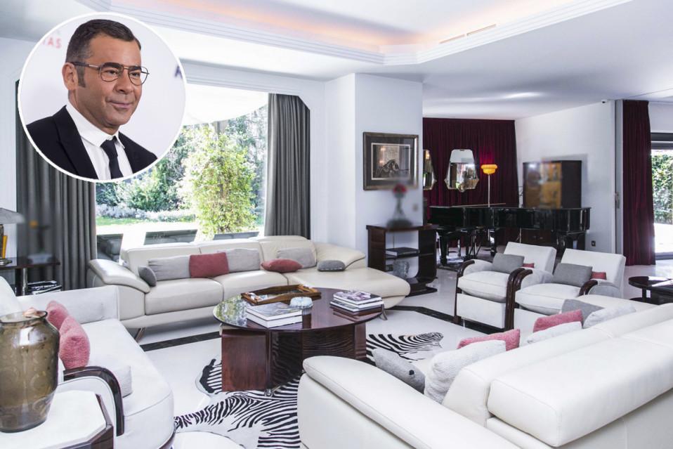 La fabulosa casa de Jorge Javier Vázquez, a la venta en idealista
