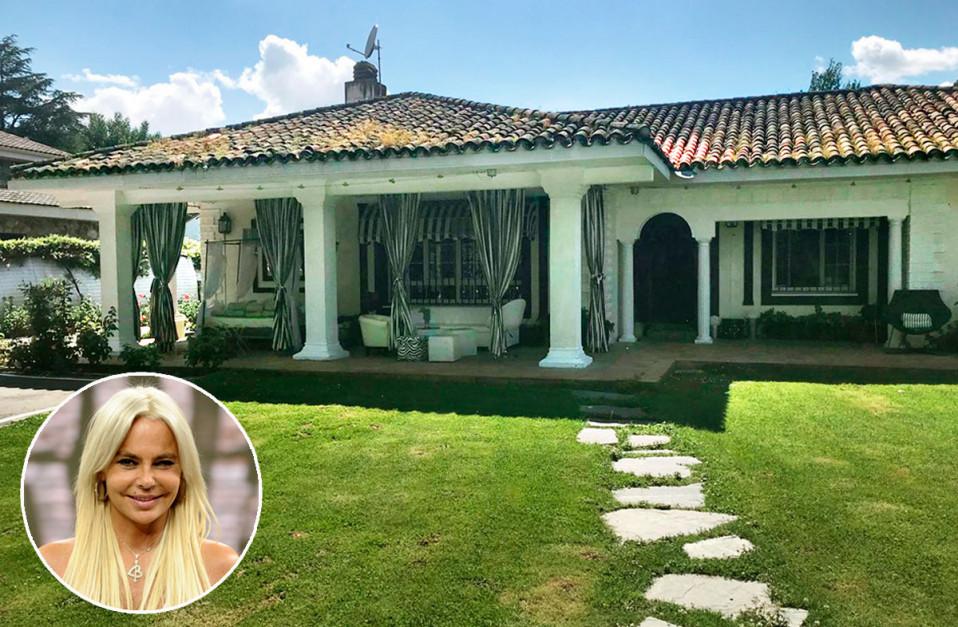 Leticia Sabater pone a la venta su chalet a las afueras de Madrid por un millón