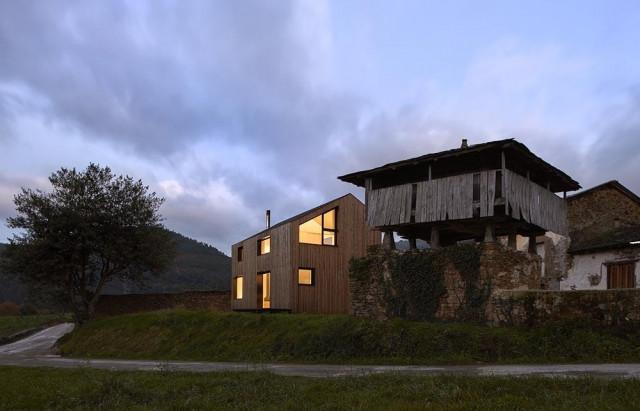 Casas prefabricadas 'made in Spain' que se montan en solo cinco horas