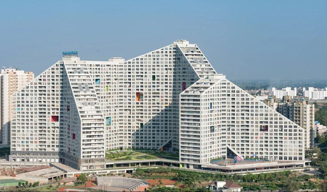 Future Towers / Ossip van duivenbode