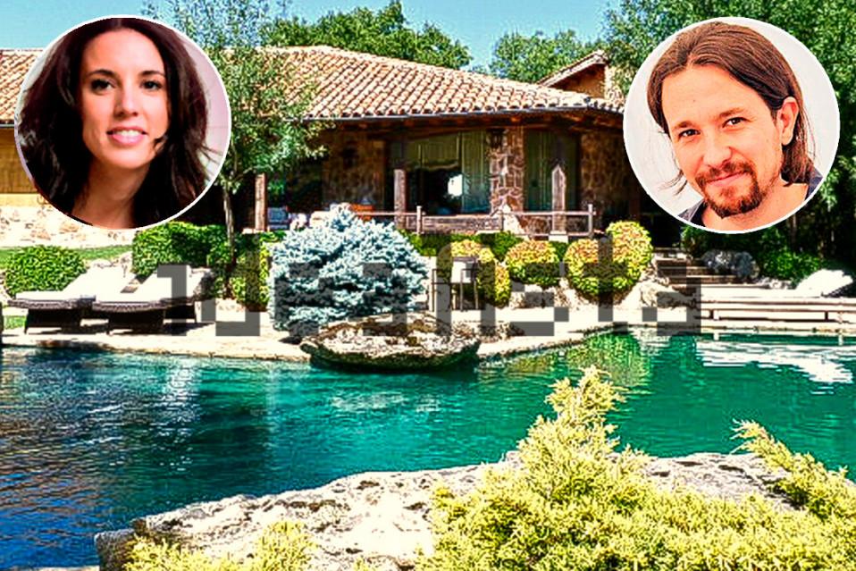Esta es la casa que Pablo Iglesias e Irene Montero se han comprado en Madrid (y estaba en idealista)
