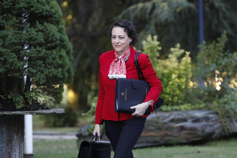 Magdalena Valerio, ministra de Trabajo / Gtres