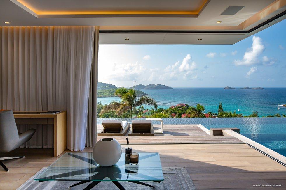 La propiedad cuenta con seis habitaciones, cinco de lujo y una máster suite / Cinco Días