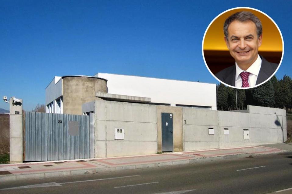 Zapatero consiguió vender su chalet de León por 390.000 euros