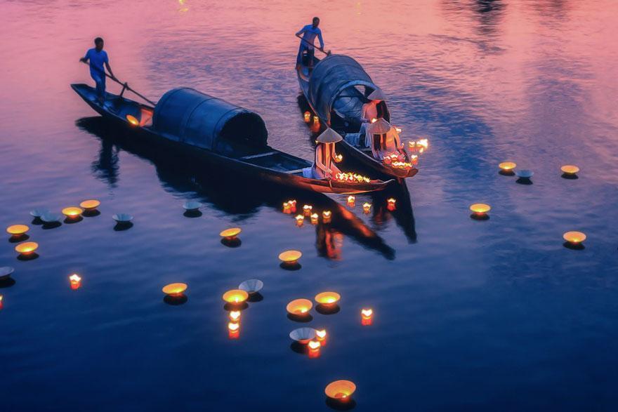 Un río en Vietnam / Tuan Nguyen