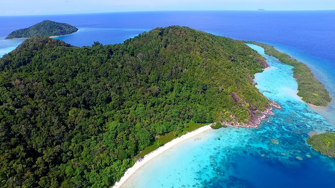 Bawah Islands / Vladi Private Islands
