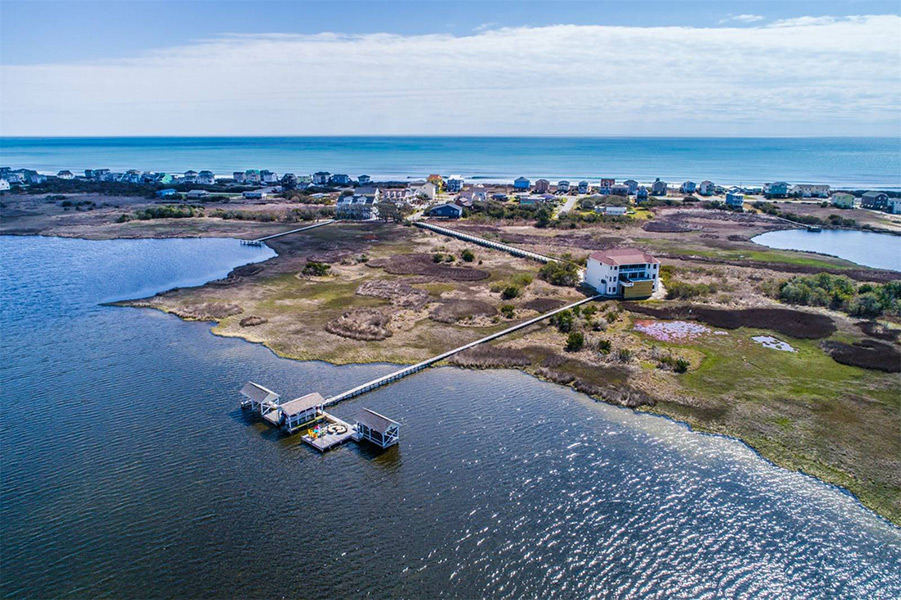 North Topsail Beach Island / Vladi Private Islands