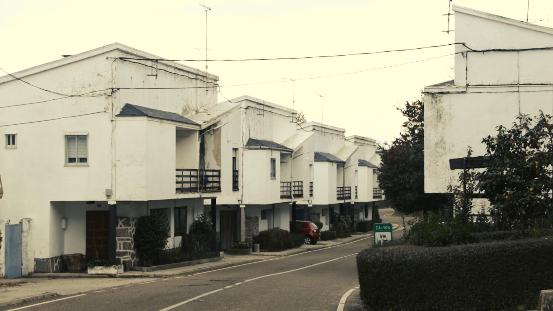 Calles de Ribadelago Nuevo