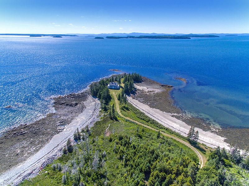 Sheephead Island / Vladi Private Islands