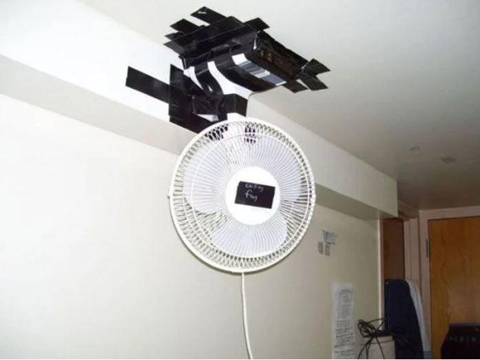Ventilador de diseño