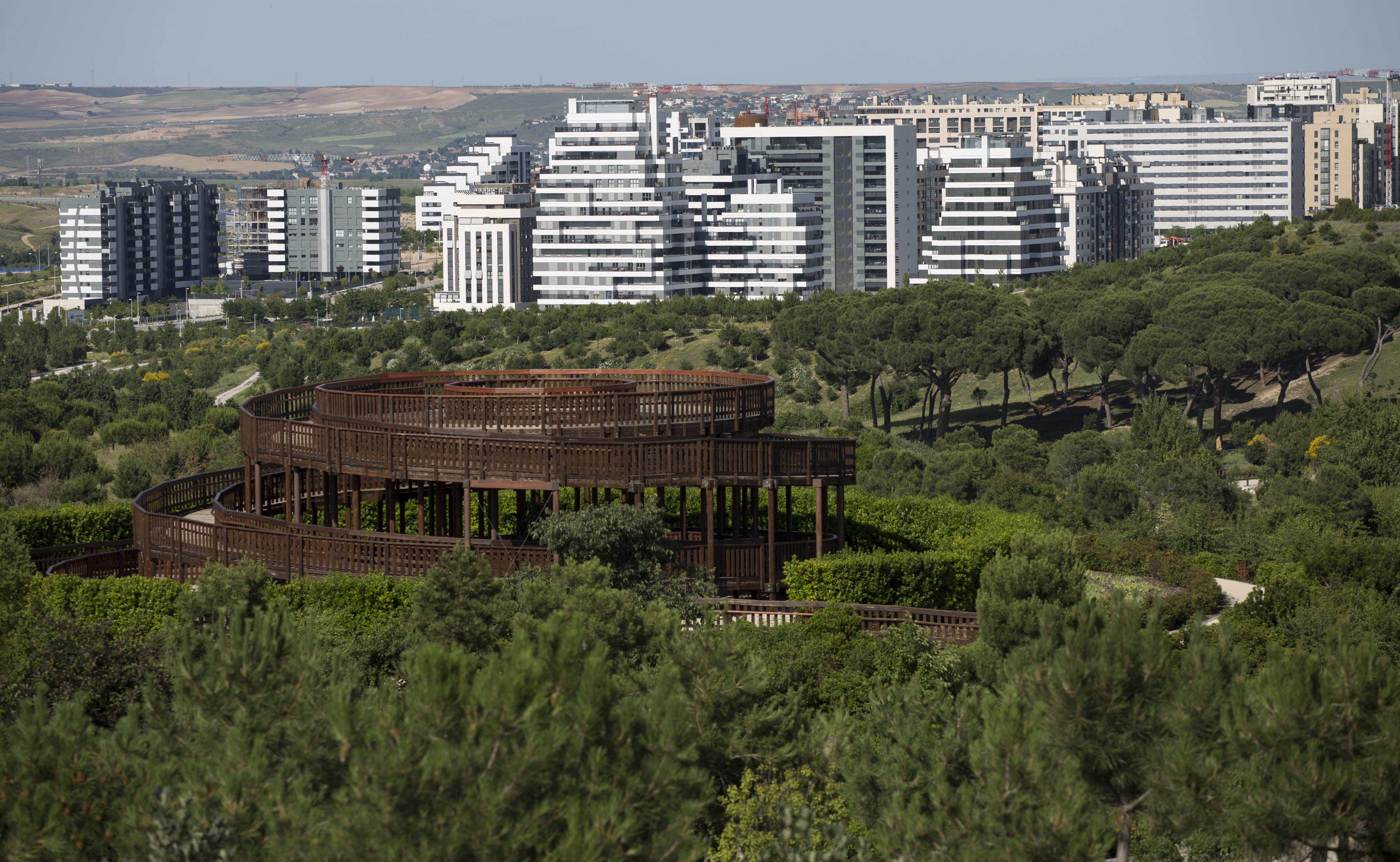 Valdebebas Madrid