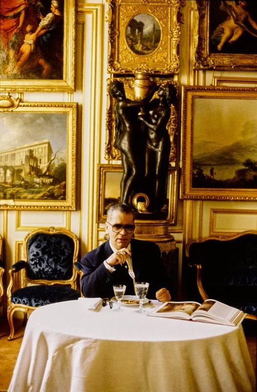Su apartamento en París