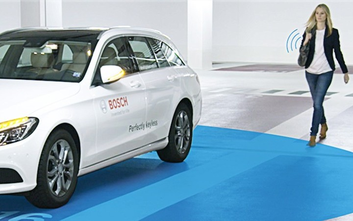 Foto: Bosch Mobility Solutions