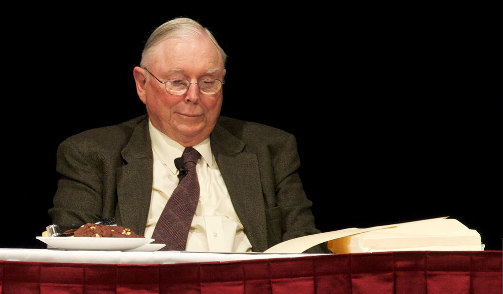 Charlie Munger, vicepresidente de Berkshire Hathaway / Flickr/Creative commons