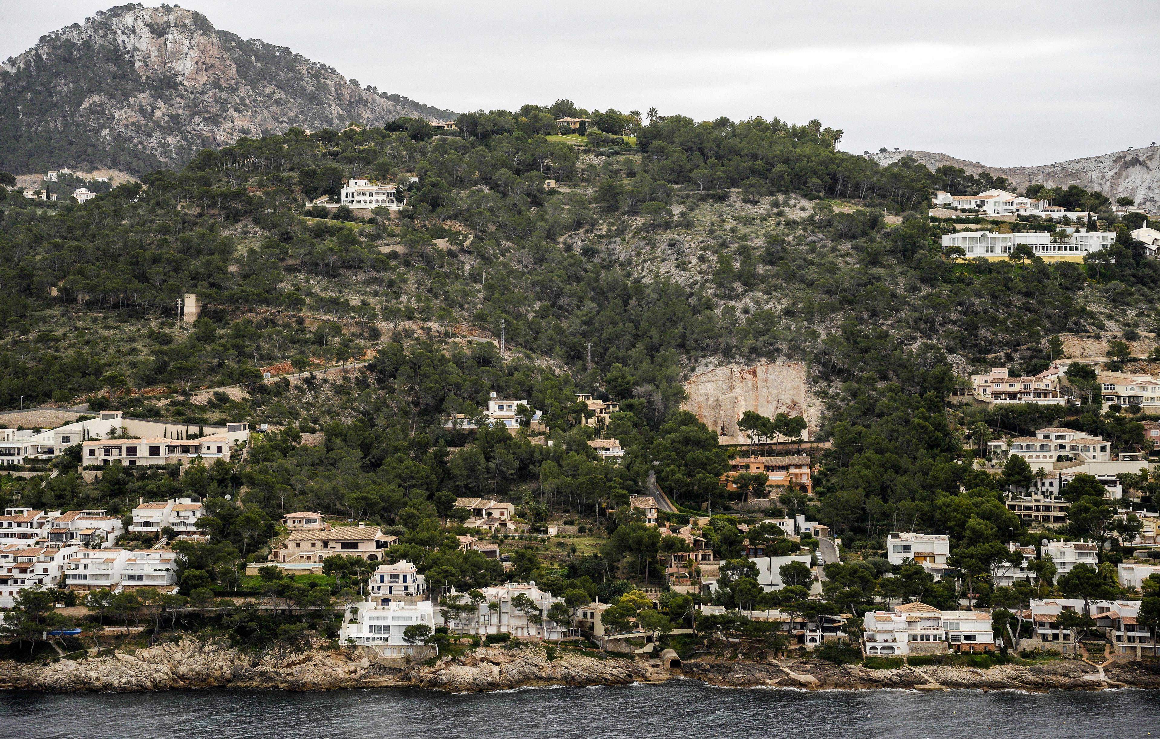 Villa Jasmín se encuentra en lo alto de la Urbanización Las Brisas / Gtres