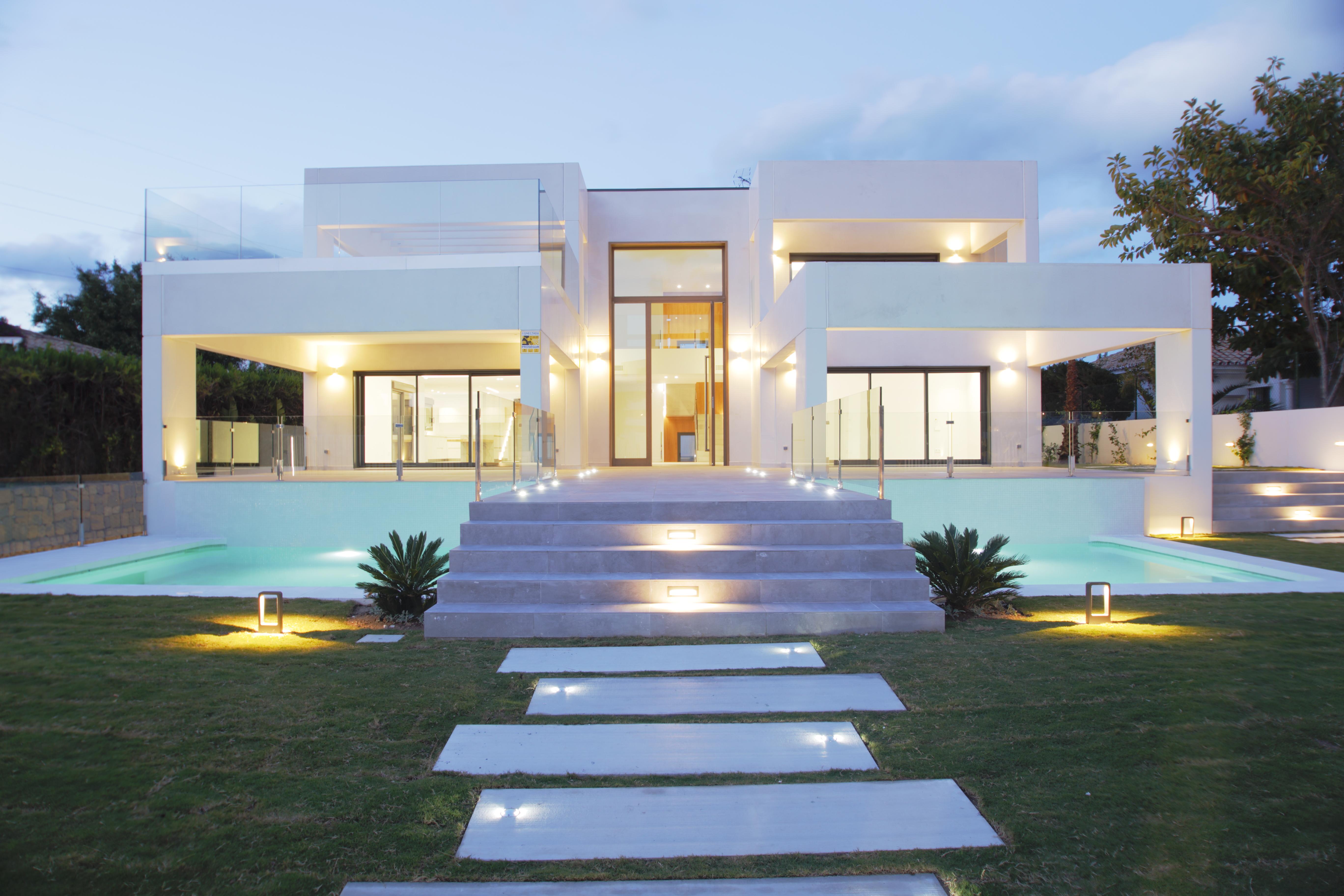 Una de las casas que ha fabricado Hormipresa / Hormipresa