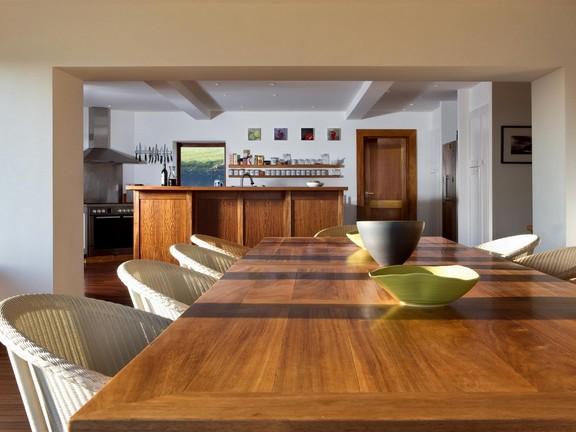Comedor y cocina / Foto: Engel&Völkers