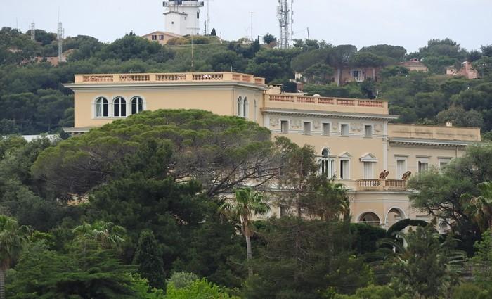 Villa Les Cèdres (Francia)