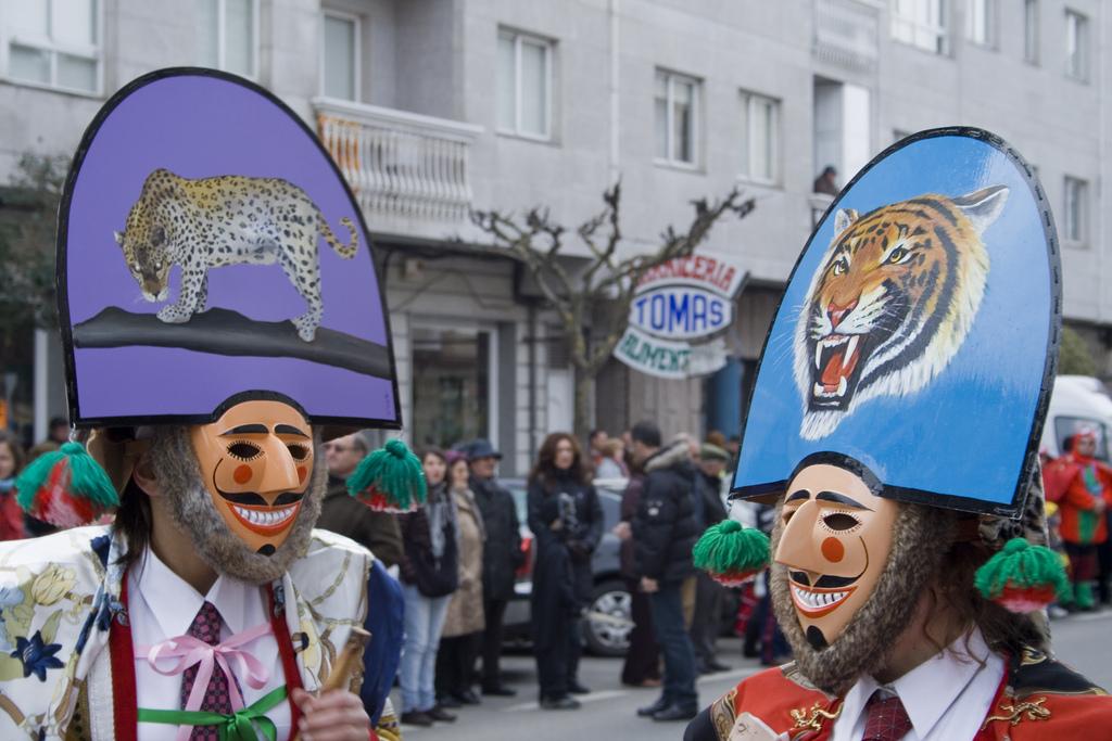 Carnaval de Verín, en Ourense