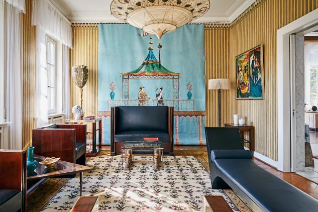 Villa Jako se puso a la venta por 10 millones