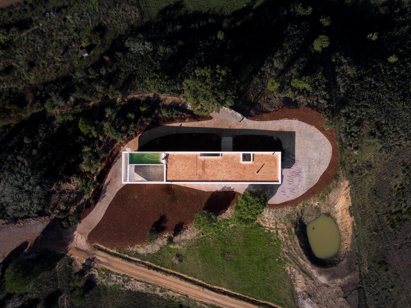 Vista aérea  / Fernando Guerra | FG+SG