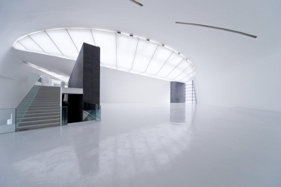 Academia de Bellas Artes de Pekín, China / IWAN BAAN/HISAO SUZUKI