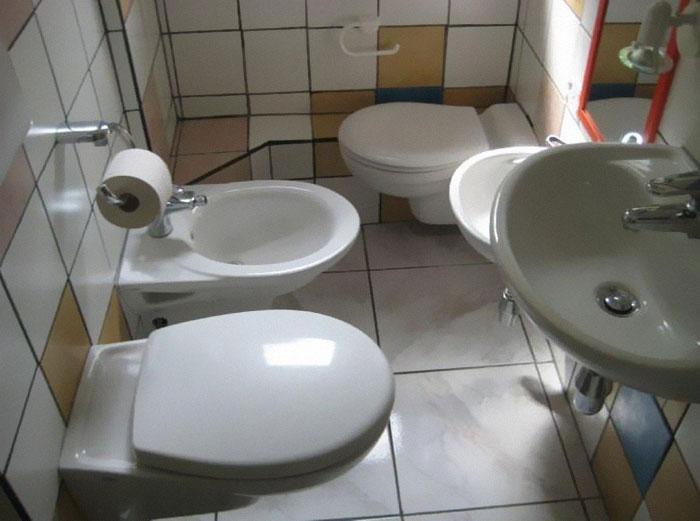 Ya puedes ir al baño sin separarte de tu pareja