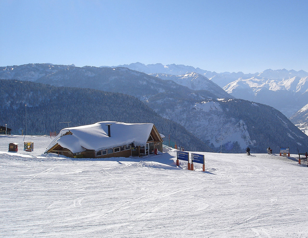 Un plan de nieve: Valle de Arán