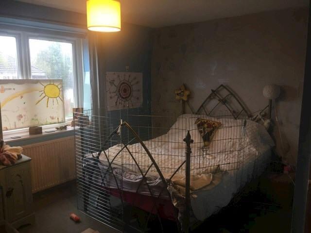 ¿Qué da más miedo, la cama o la persona que dormía allí?