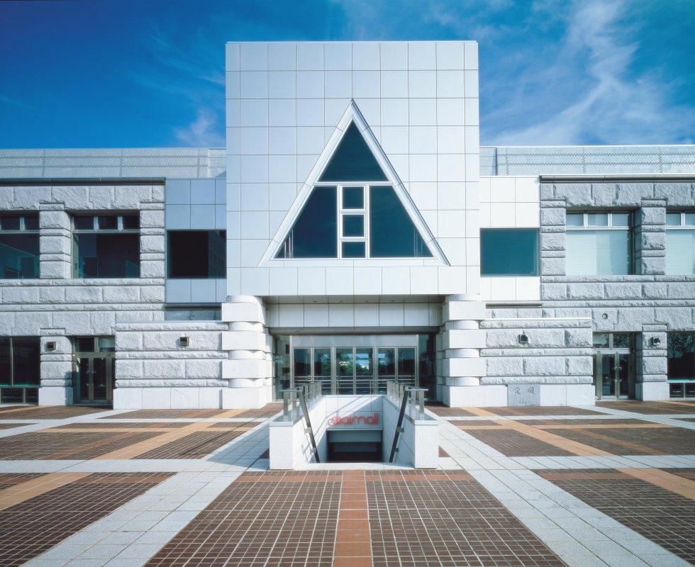 Centro Cívico de Tsukuba, Japón / YASUHIRO ISHIMOTO