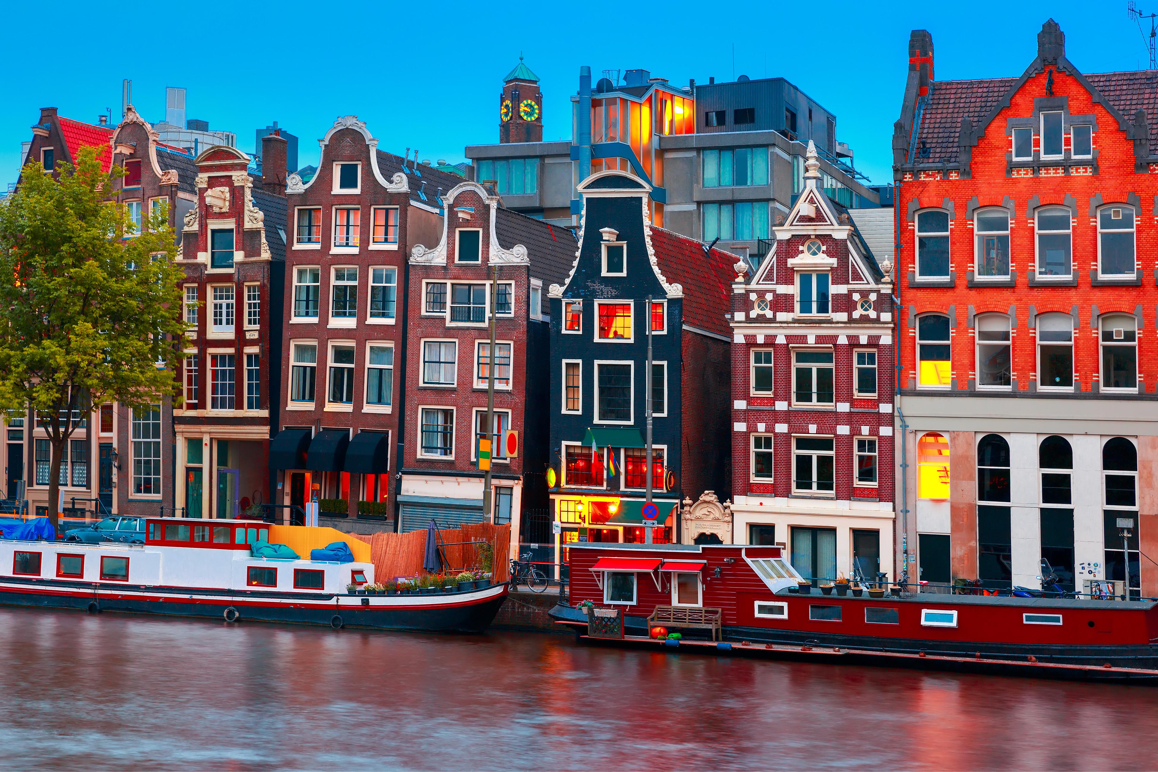 Vistas de la ciudad de Ámsterdam / Gtres