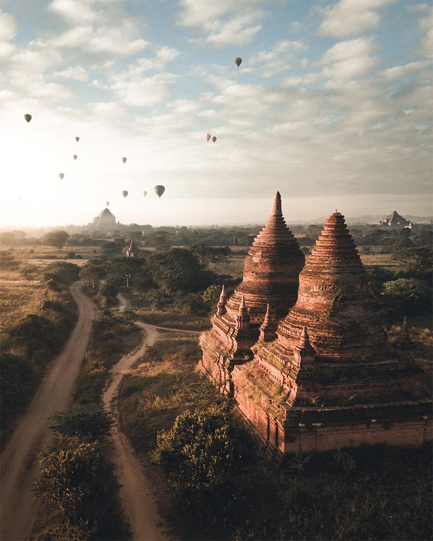 """Bagan"" / SkyPixel"