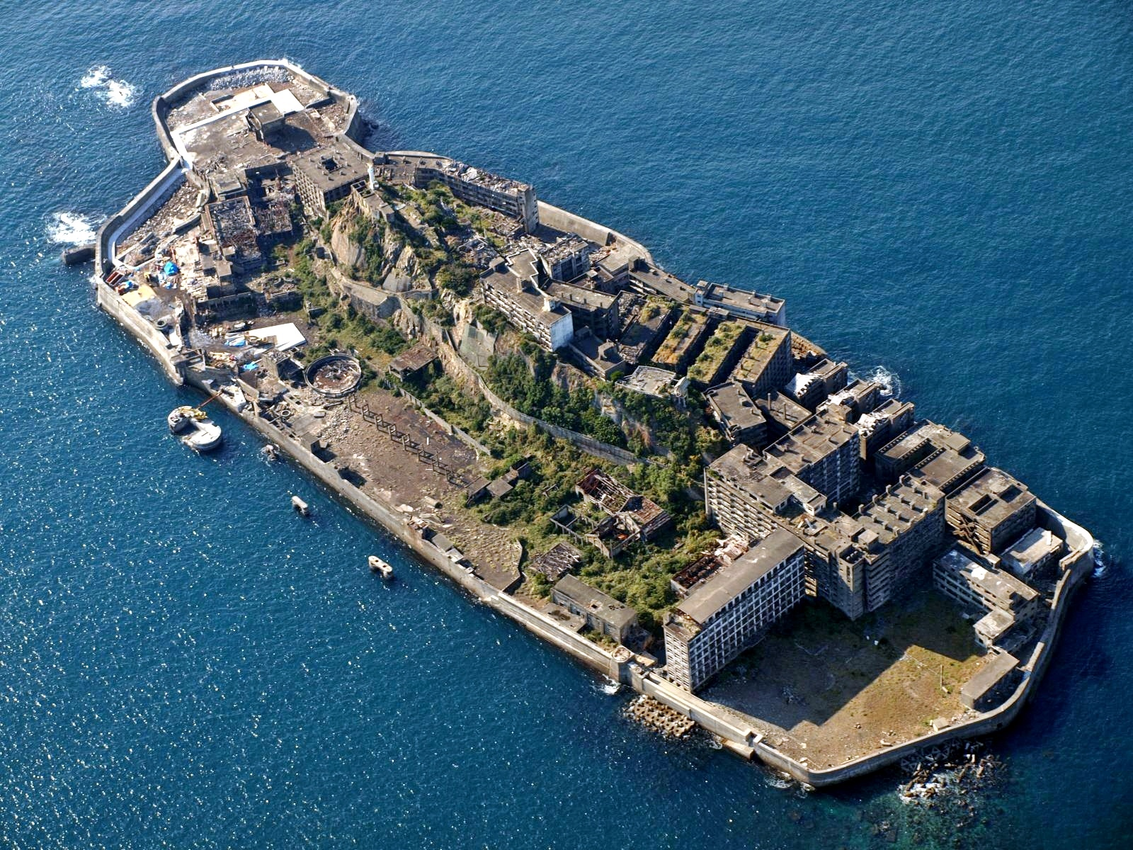 Isla Hashima